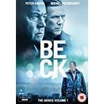 Beck dvd Filmer Beck The Series: Volume 1 [DVD]